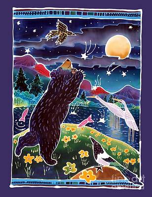 Catch A Shooting Star Art Print by Harriet Peck Taylor