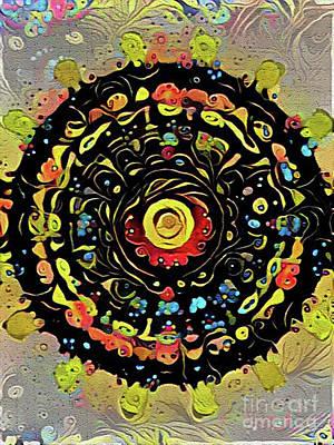 Digital Art - Catch It Only In A Dream II by Nina Silver