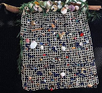 Tapestry - Textile - Catch O The Day by Patricia Griffin Brett