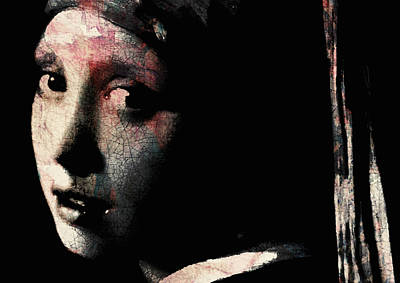 Catch Your Dreams Before The Slip Away Art Print by Paul Lovering