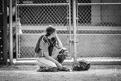 Photograph - Catcher In Thought by Leah McPhail