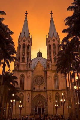 Photograph - Catedral De Sa by Kim Wilson