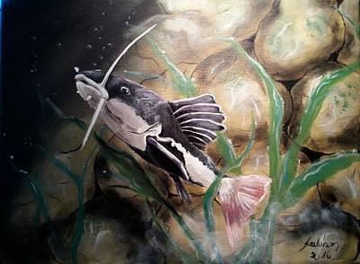 Catfish Original by Judit Szalanczi