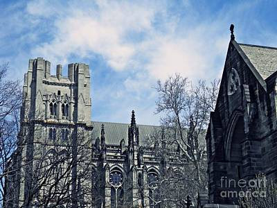 Cathedral 2 Art Print by Sarah Loft