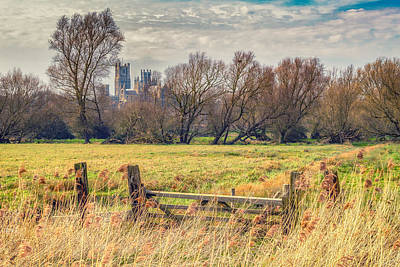 Photograph - Cathedral And Gate by James Billings