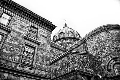 Photograph - Cathedral Basilica Saints Peter And Paul by Bill Cannon