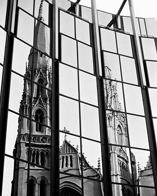 Photograph - Cathedral by Brendon Bradley