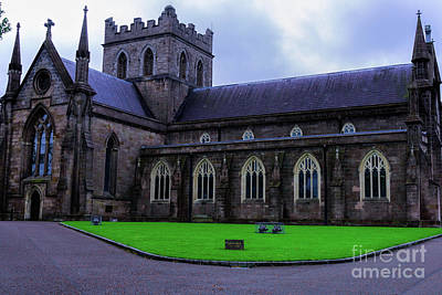 Photograph - Cathedral Church Of St Patrick by Elvis Vaughn