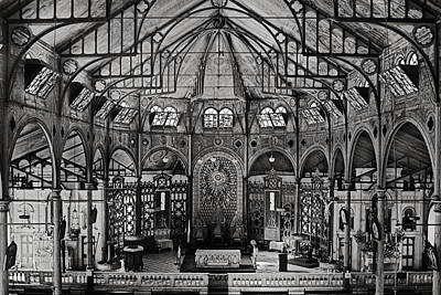 Cathedral-bw- St Lucia Original