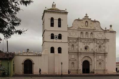 Photograph - Cathedral De Santa Maria - 1 by Hany J