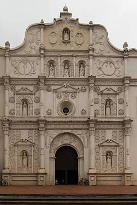 Photograph - Cathedral De Santa Maria - 2 by Hany J