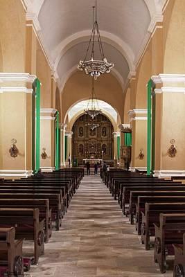 Photograph - Cathedral De Santa Maria - Interior - 1  by Hany J
