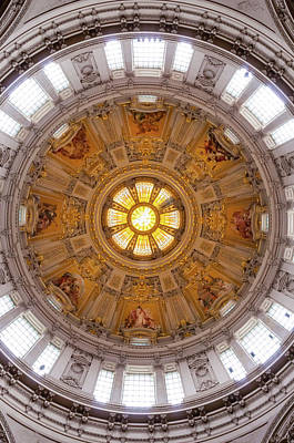 Photograph - Cathedral Dome  by Geoff Smith
