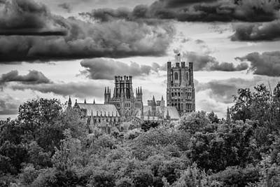 Cathedral From The North-east Art Print