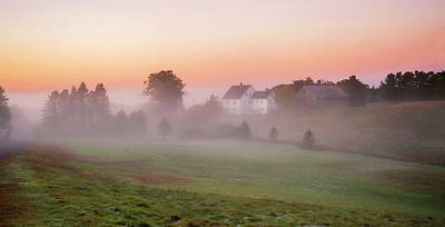 Photograph - Cathedral House Sunrise by Gordon Ripley