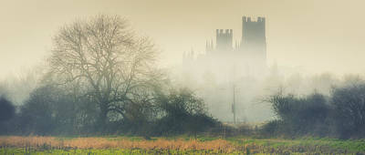 Photograph - Cathedral In The Mist by James Billings