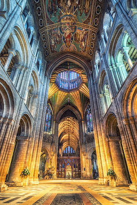 Photograph - Cathedral by James Billings