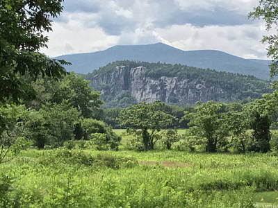 Photograph - Cathedral Ledge by Tricia Marchlik
