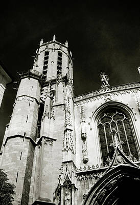 Photograph - Cathedral Of Aix by Shaun Higson