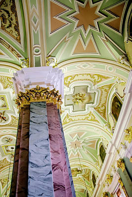 Photograph - Cathedral Of Saints Peter And Paul by KG Thienemann