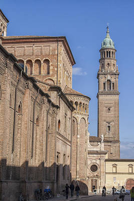 Photograph - Cathedral Parma by Patricia Hofmeester