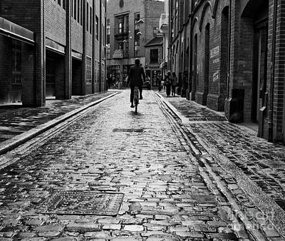Photograph - Cathedral Quarter, Belfast by Jim Orr