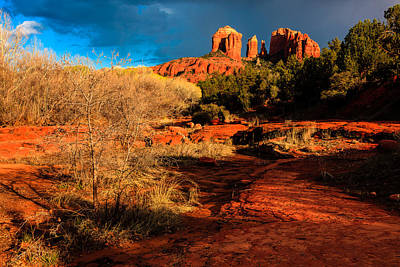 Photograph - Cathedral Rock 2 by Ben Graham