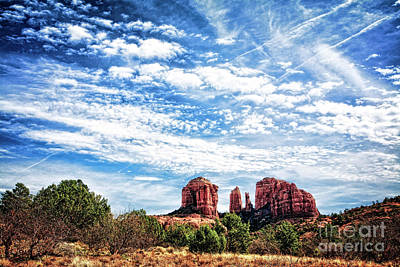 Photograph - Cathedral Rock 2 by Scott Kemper