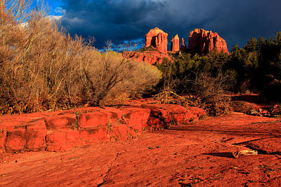 Photograph - Cathedral Rock 6 by Ben Graham