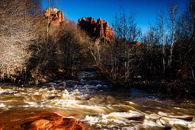 Photograph - Cathedral Rock 7 by Ben Graham