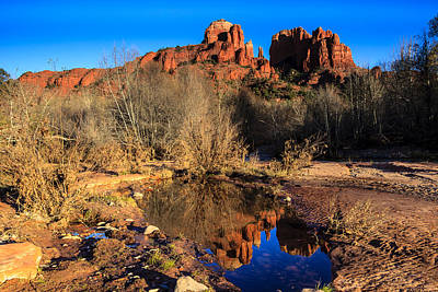 Photograph - Cathedral Rock Arizona by Ben Graham
