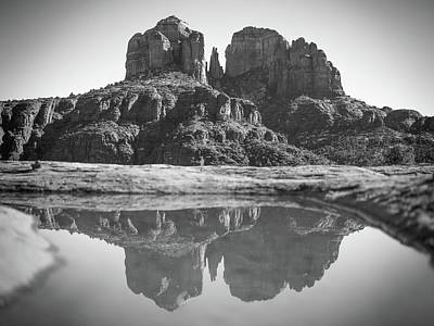 Photograph - Cathedral Rock by Scott Rackers
