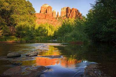 Cathedral Rock Spring - Sedona Arizona Original