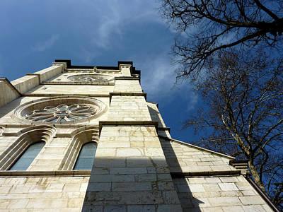 Photograph - Cathedral Saint-pierre In Geneva, Switzerland by Elenarts - Elena Duvernay photo