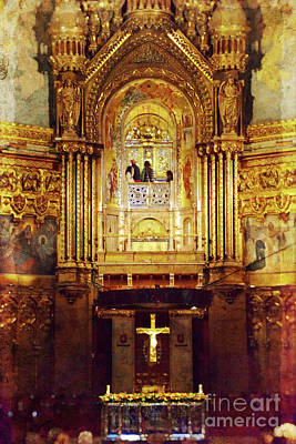 Winter Animals Rights Managed Images - Cathedral - Spain Royalty-Free Image by Mary Machare