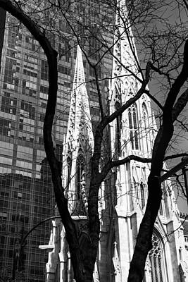 Cathedral Spires Art Print by Jessica Jenney