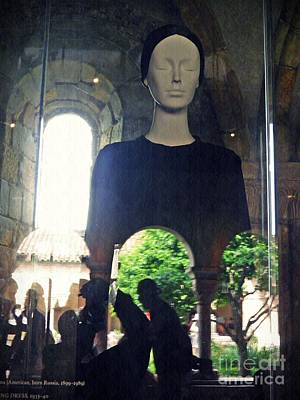 Photograph - Catholic Imagination Fashion Show 1  by Sarah Loft