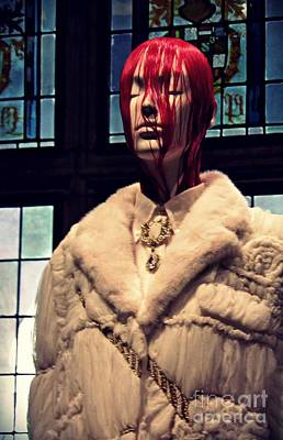 Photograph - Catholic Imagination Fashion Show 10    by Sarah Loft