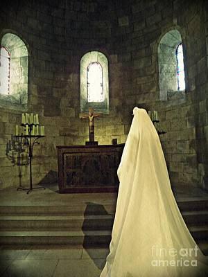 Photograph - Catholic Imagination Fashion Show 13   by Sarah Loft