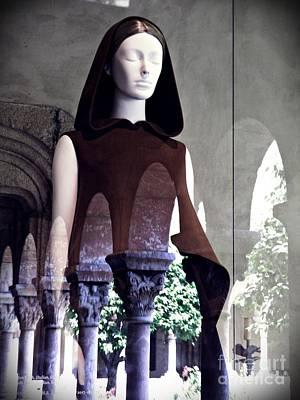 Photograph - Catholic Imagination Fashion Show 17     by Sarah Loft