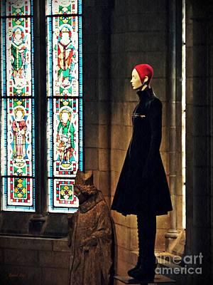 Photograph - Catholic Imagination Fashion Show 2  by Sarah Loft