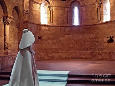 Photograph - Catholic Imagination Fashion Show 4   by Sarah Loft