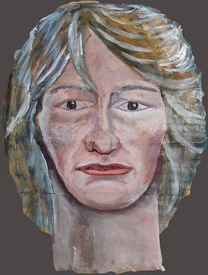 Painting - Cathy Obrien by Joanna Whitney