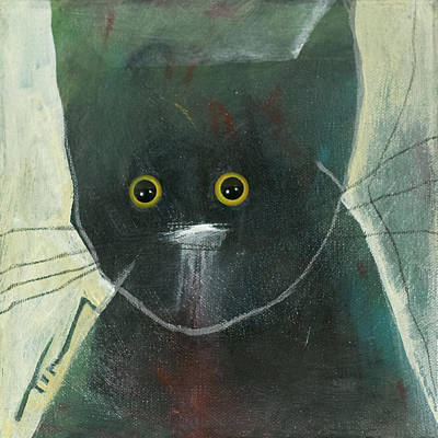 Painting - Cats Eyes by Tim Nyberg