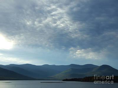 Photograph - Catskill Clouds Photograph by Kristen Fox