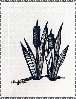 Cattales Art Print