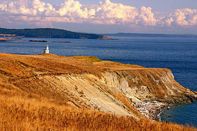 Photograph - Cattle Point Lighthouse by Craig Strand