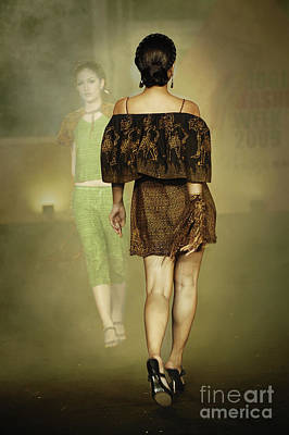 Photograph - Catwalk by Charuhas Images