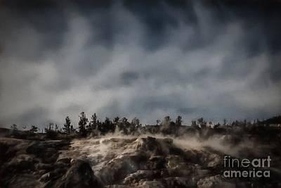 Photograph - Cauldron by Jon Burch Photography