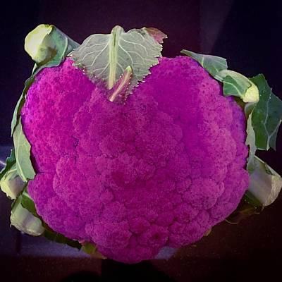 Painting - Cauliflower Love by Marlene Burns